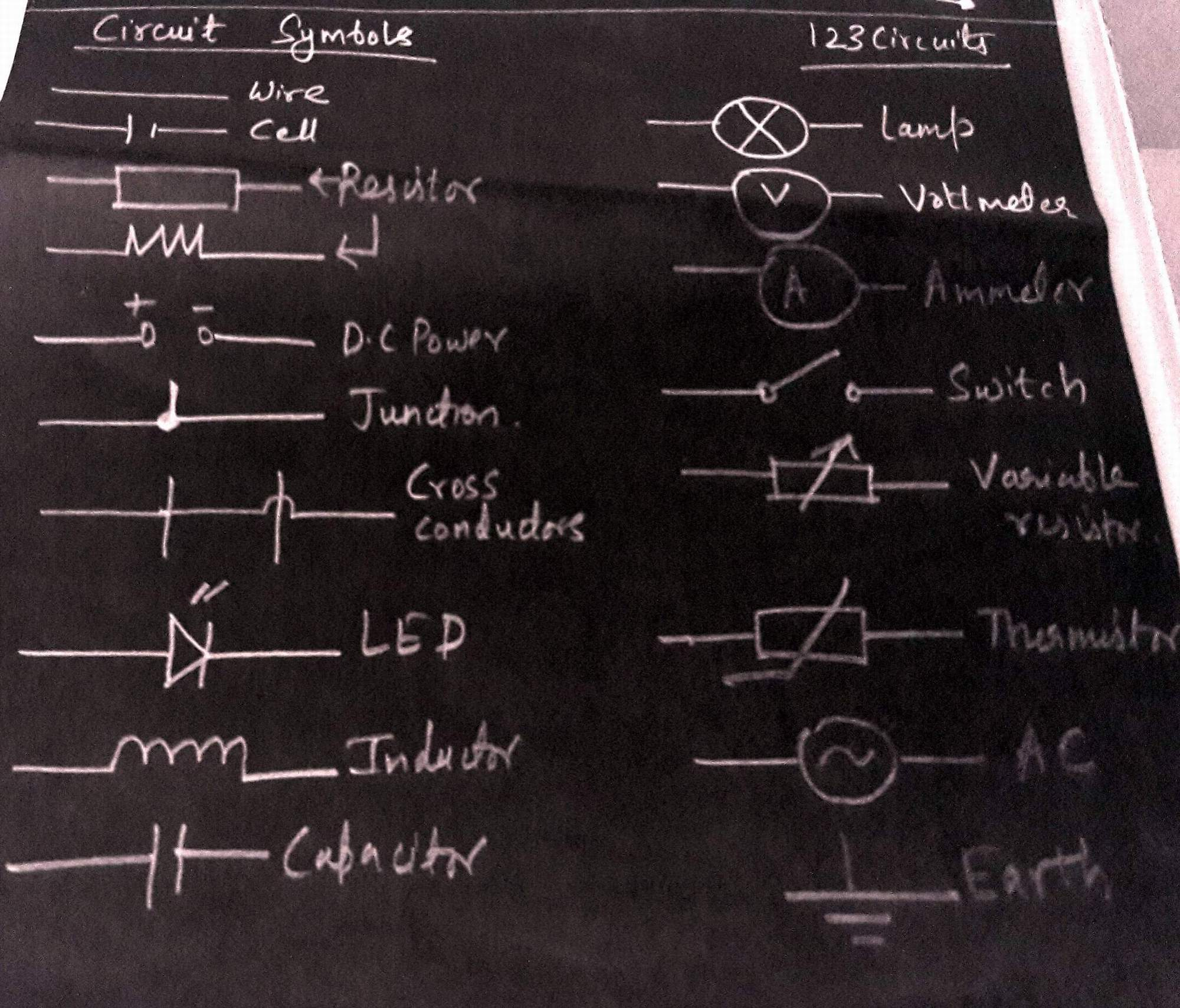 Electronics tutorial electronics circuits schematics how to design electronic circuits from beginning baditri Images