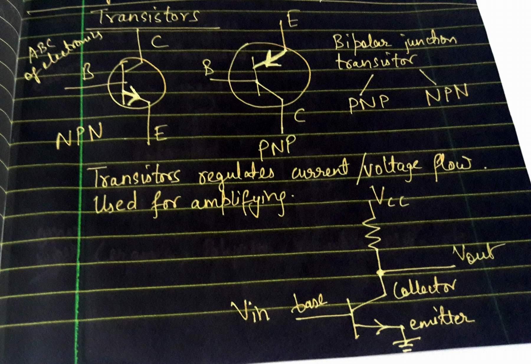 Transistors Electronics Tutorial Abc Of Simple Darlington Pair Circuit